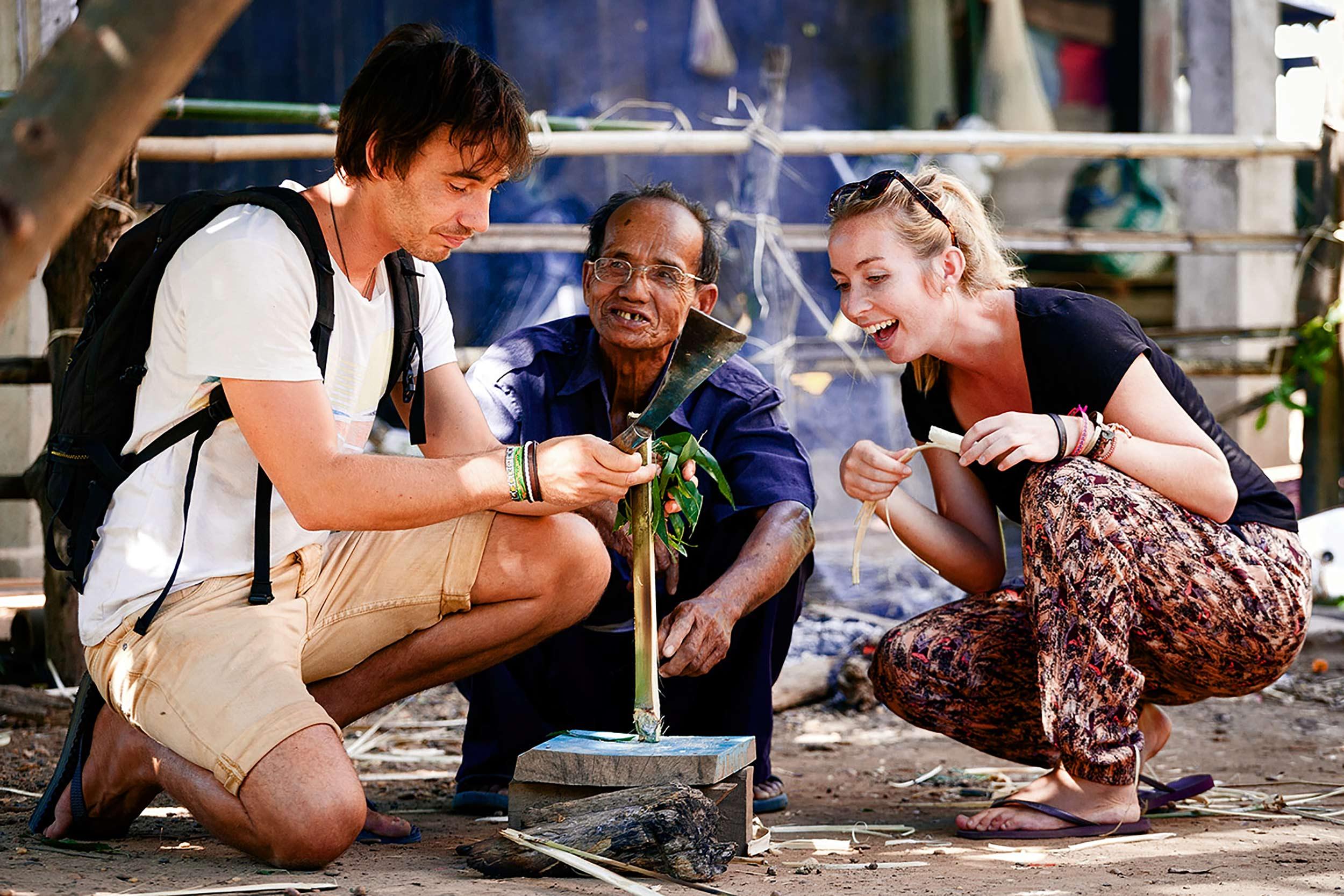 Four Thousand Islands, Southern Laos