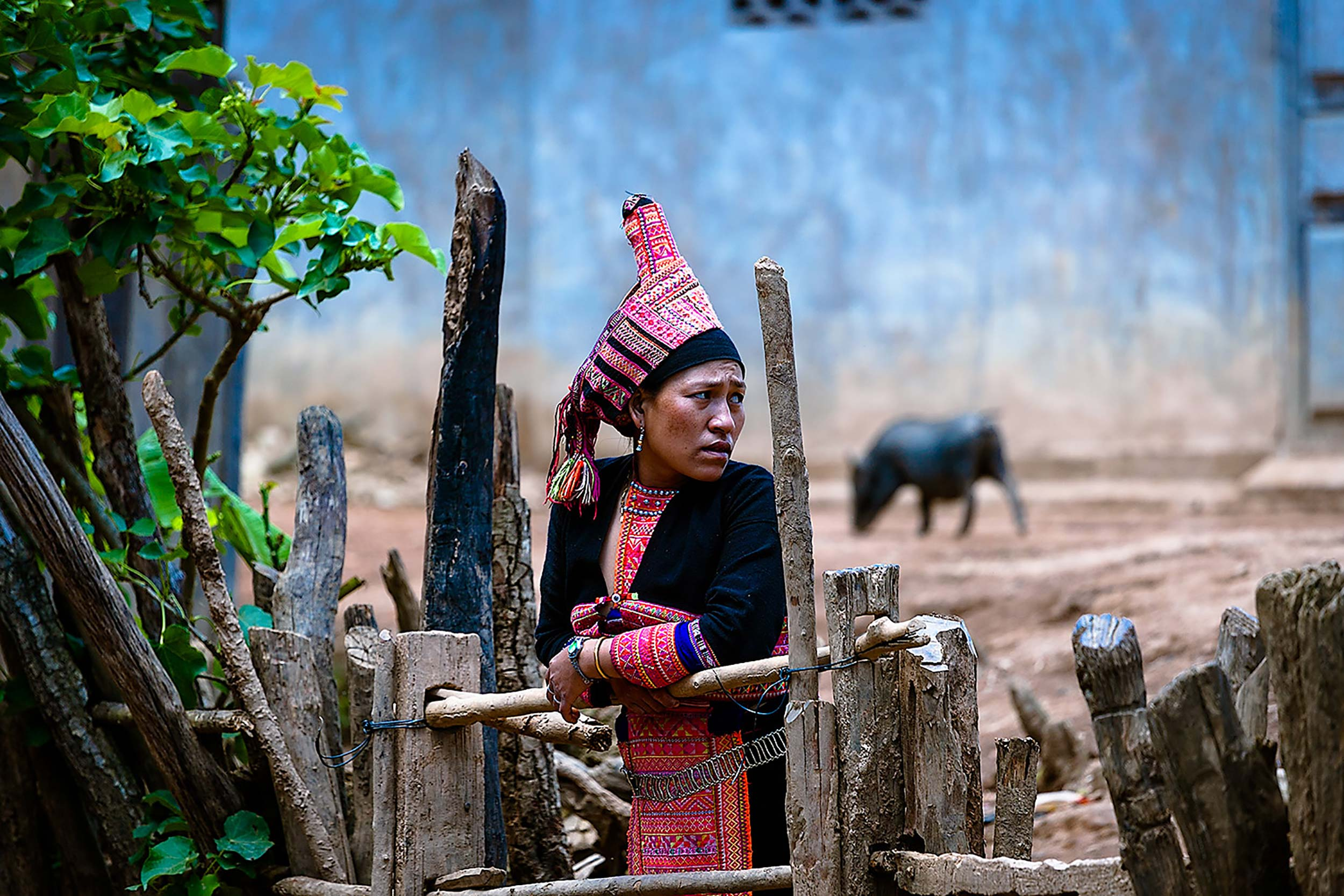 Northern Laos.