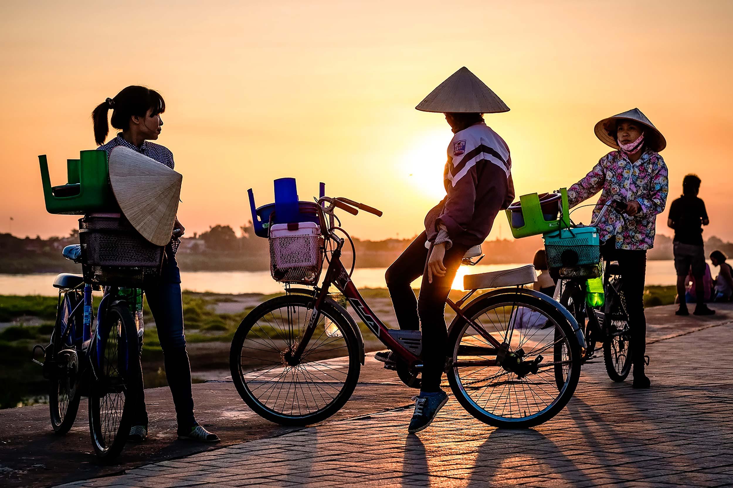 Mekong, Vientiane