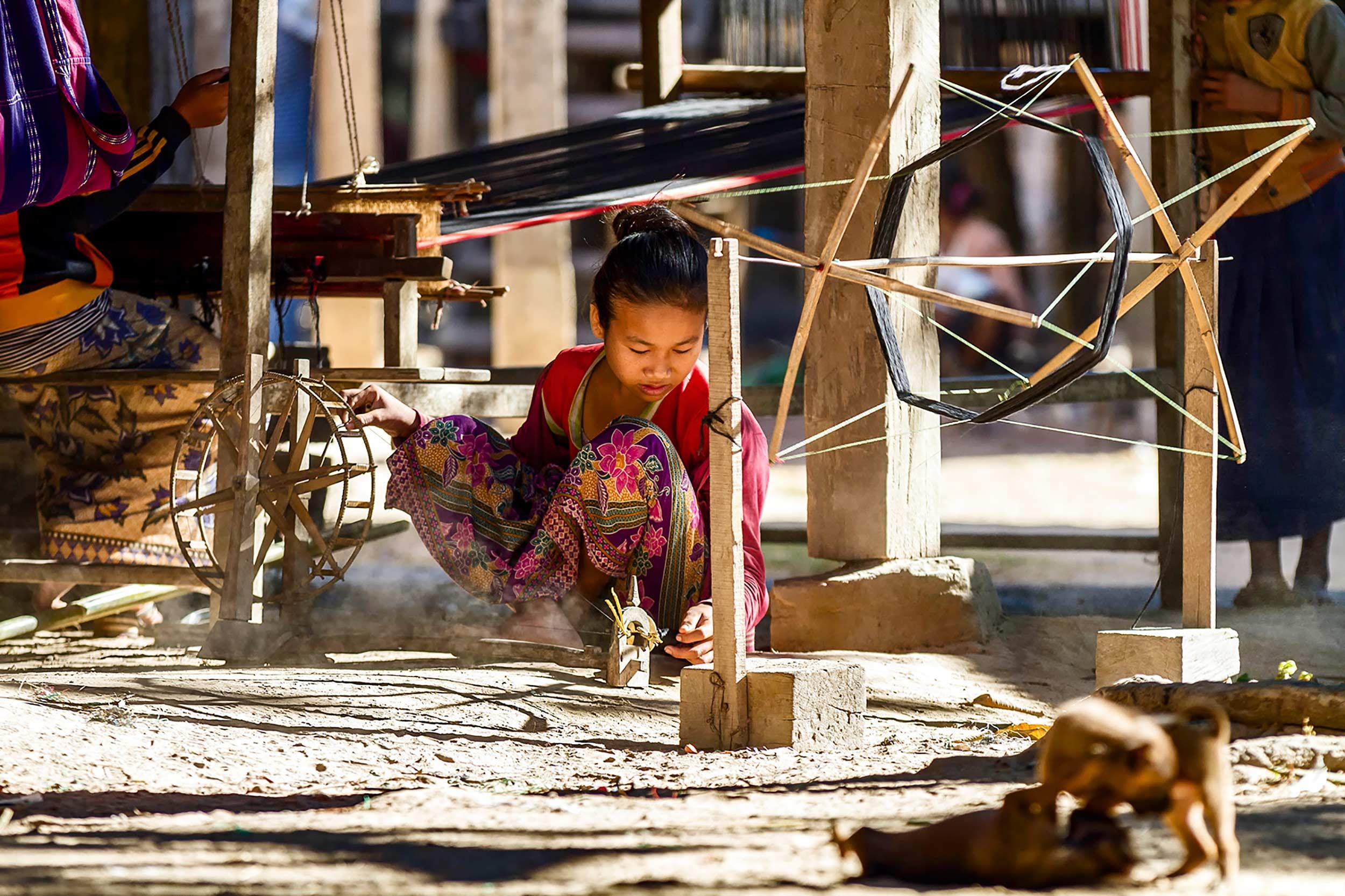 Toum Lan Village