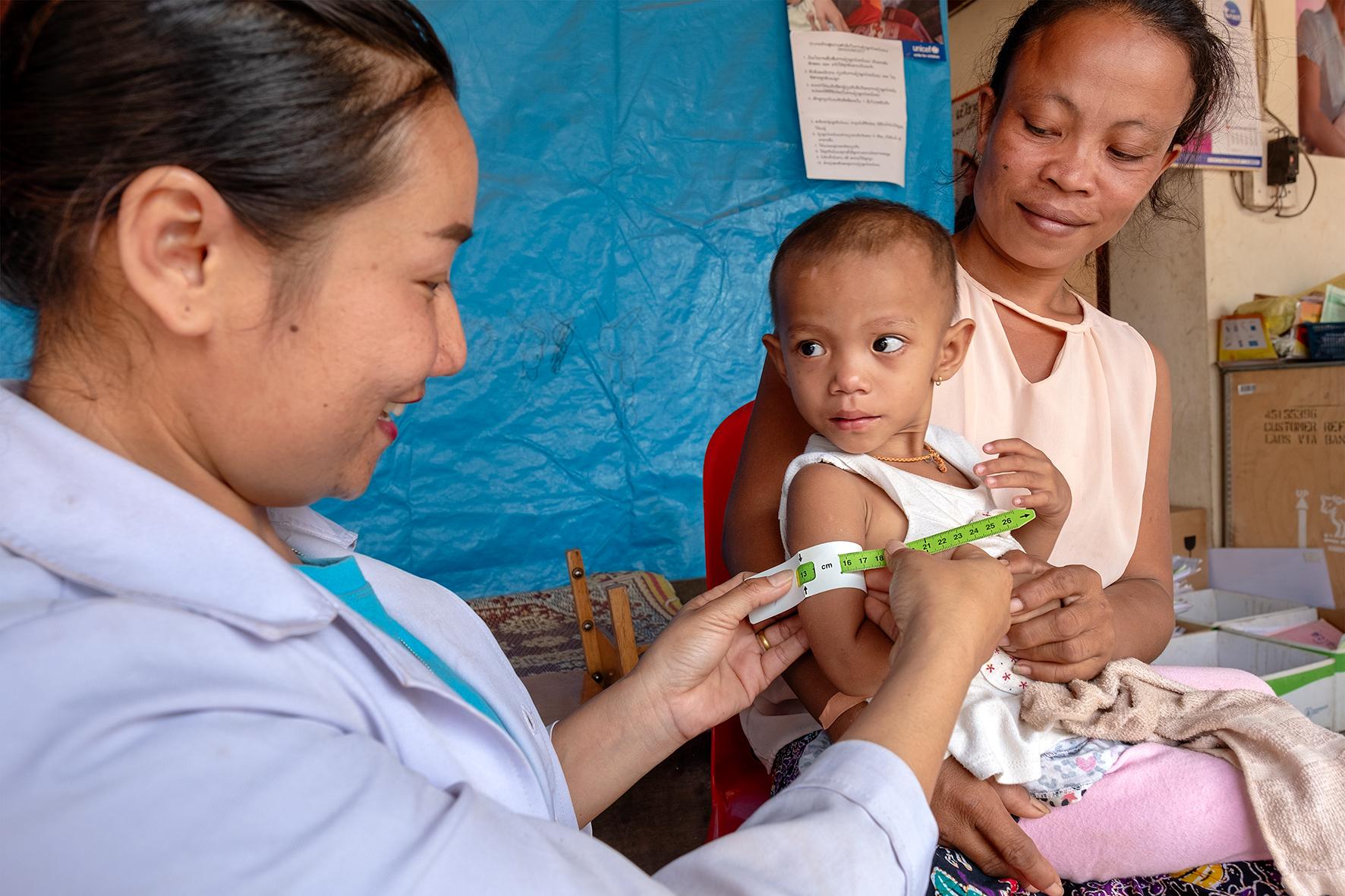 Unicef, Health