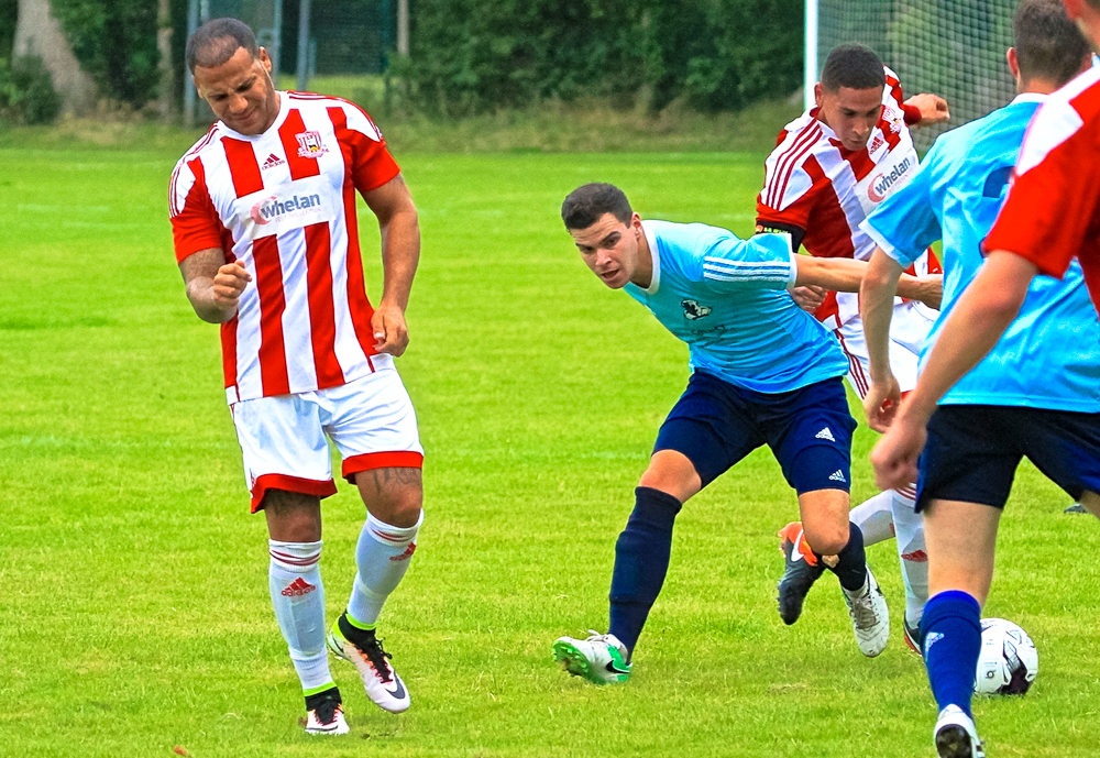 Photo's from Sholing FC