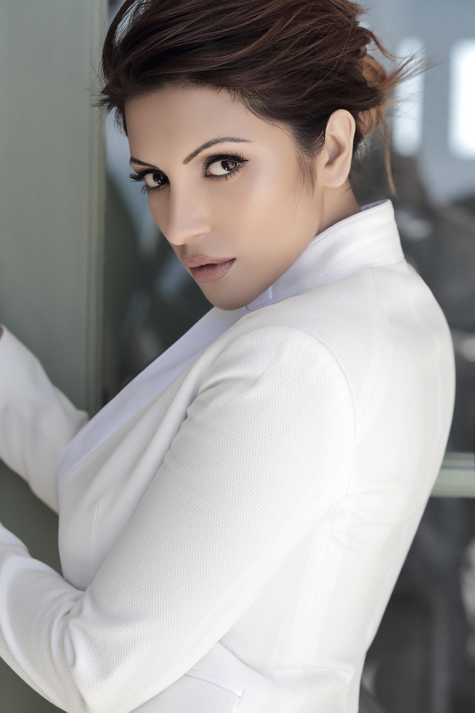 Shama Sikander Headshot
