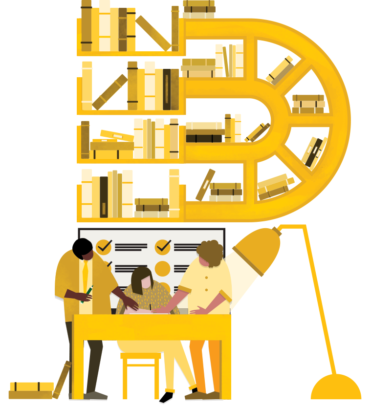 Letter illustrated ICCROM RE-ORG, a method to reorganize museum storage