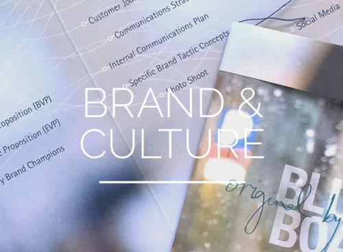 Brand + Culture
