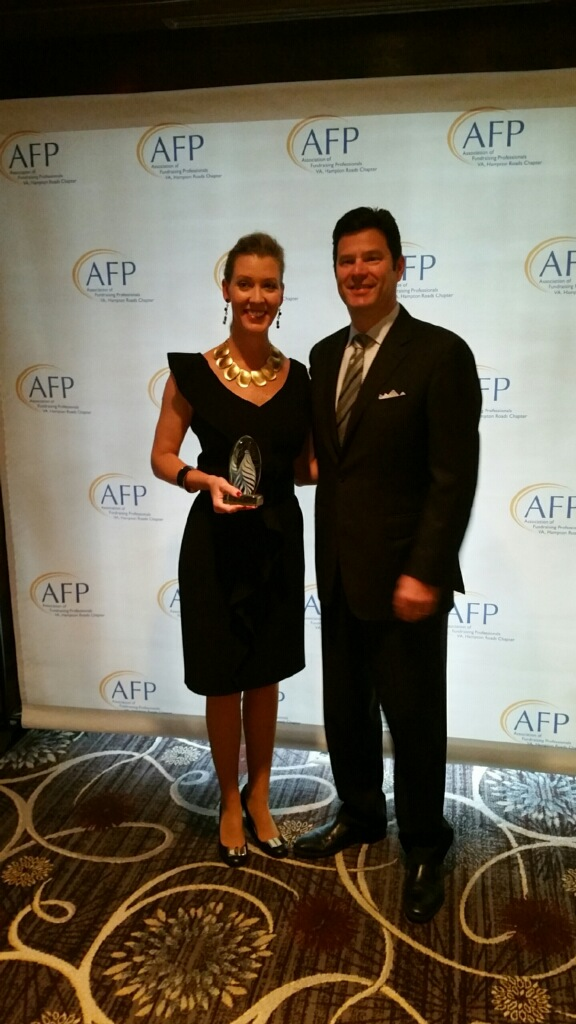 2015 Outstanding Emerging Philanthropist Award