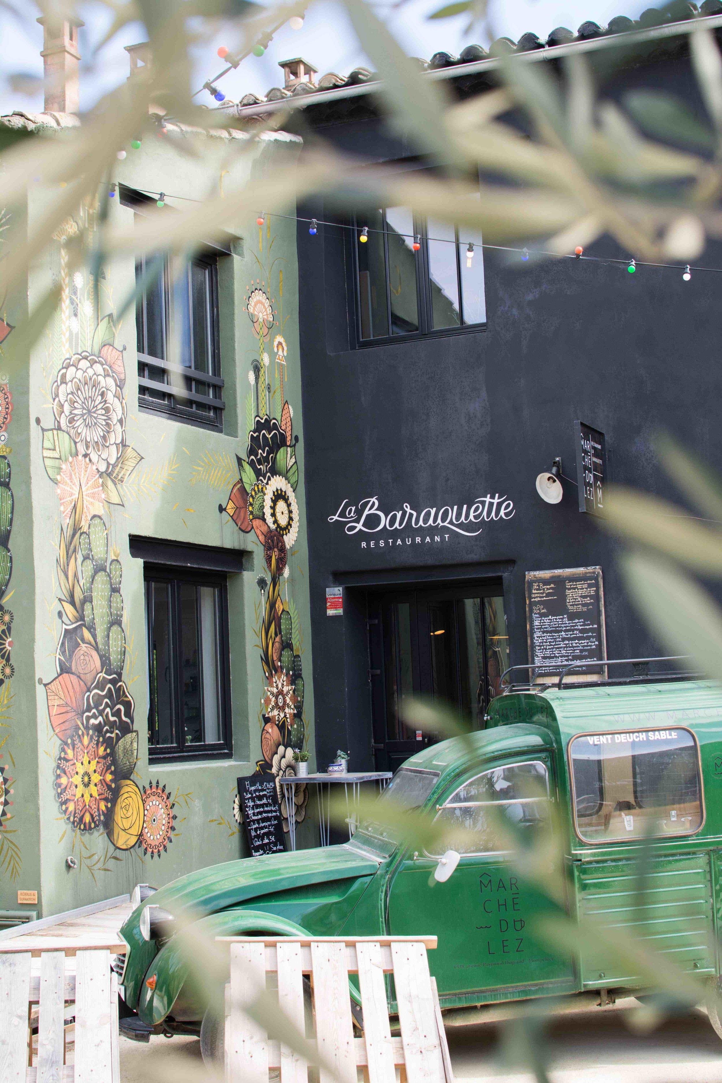 La Baraquette - Restaurant et surtout maison d'amis