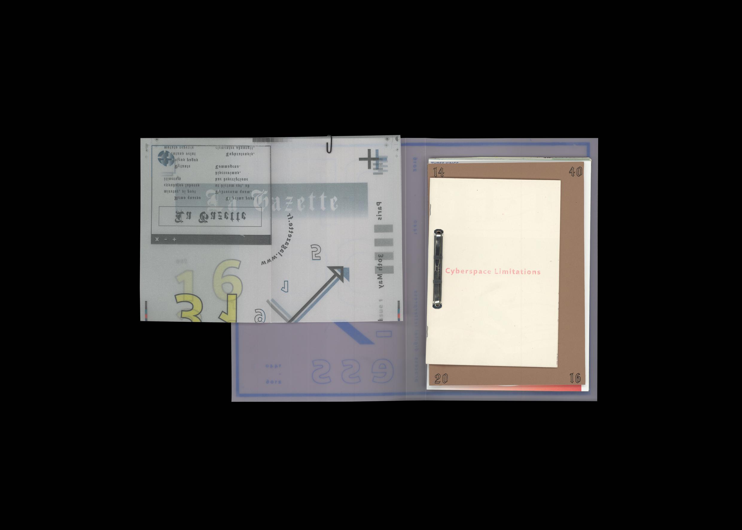 Process: Digital Letterpress