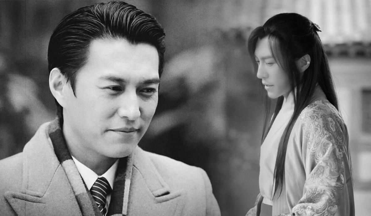 Jin Dong, as Ming Lou/Lin Chen