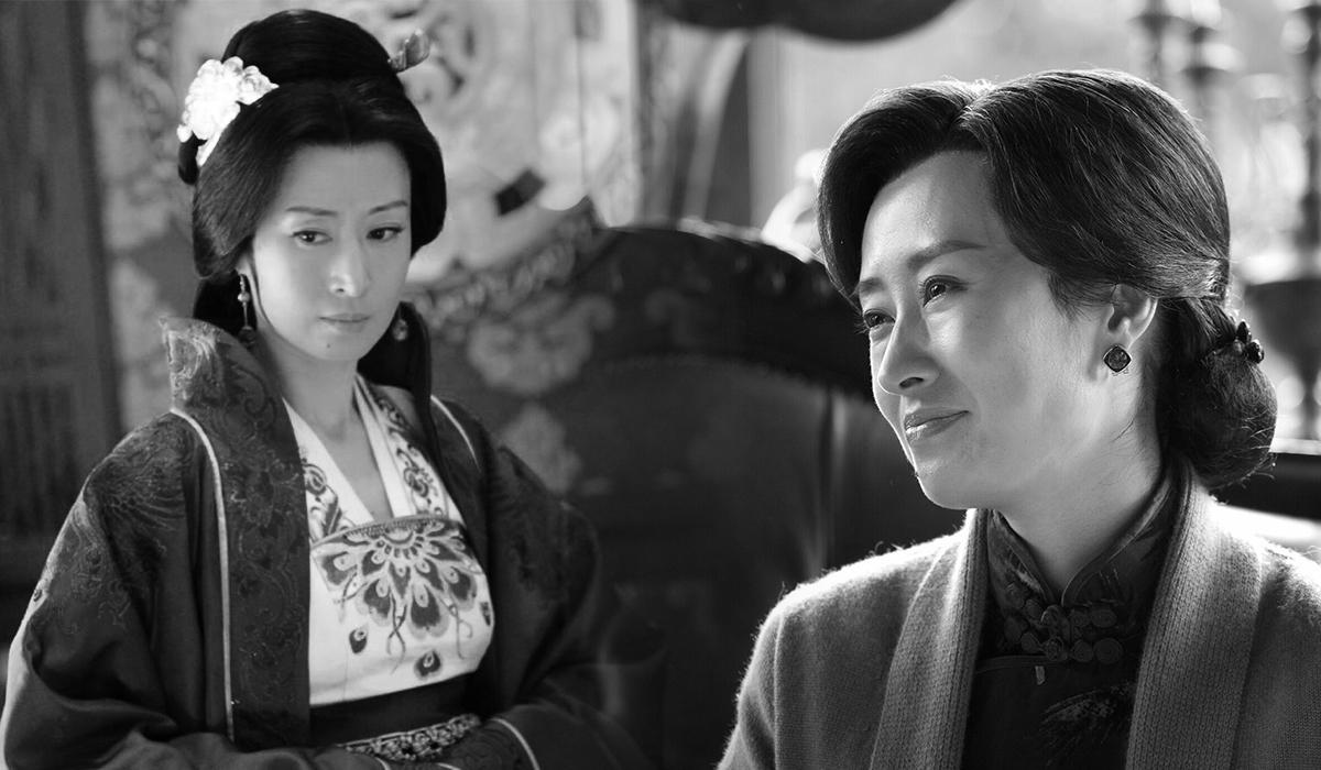 Liu Mintao as Consort Jing/Ming Jing