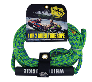 White Knuckle 1 or 2 Rider Towable Rope