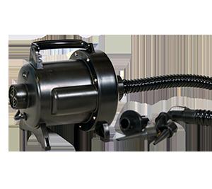White Knuckle High Pressure Electric Air Pump 1 PSI