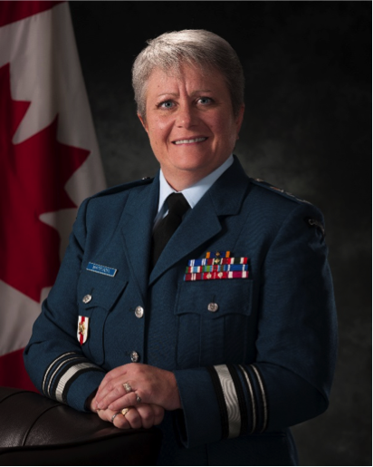Lieutenant-General Christine Whitecross→