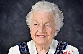 Hazel McCallion, Mayor of Mississauga