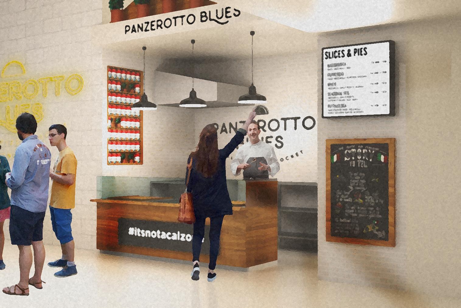 PANZEROTTO BLUES STORE