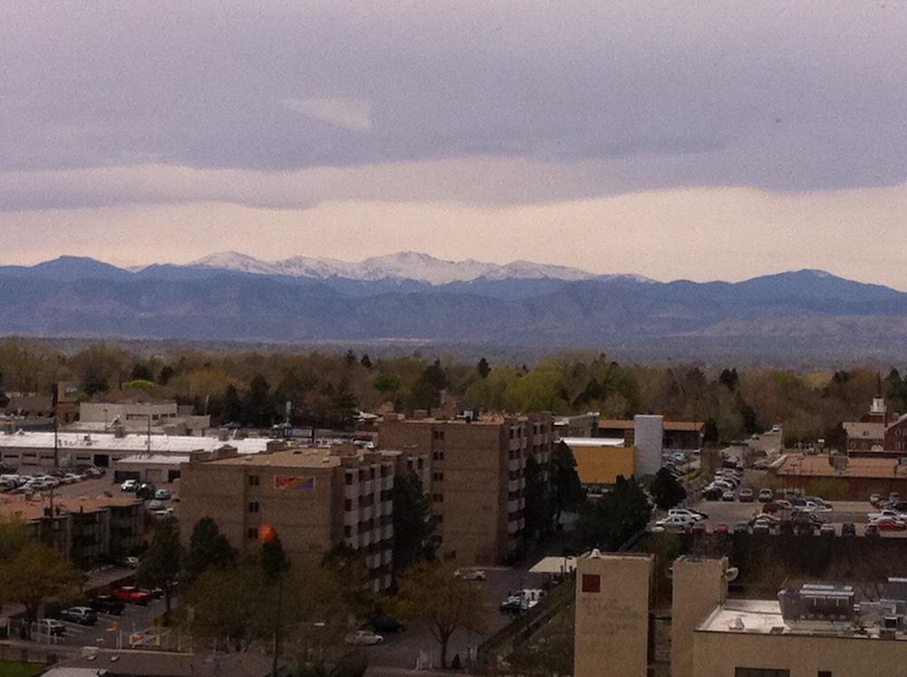 The Front Range:Denver