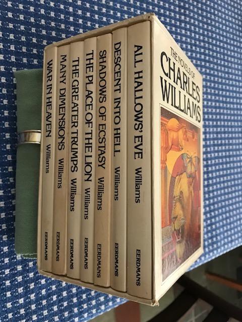 Charles Williams novels boxed set