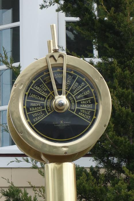 Rowayton, CT, Brass engine control