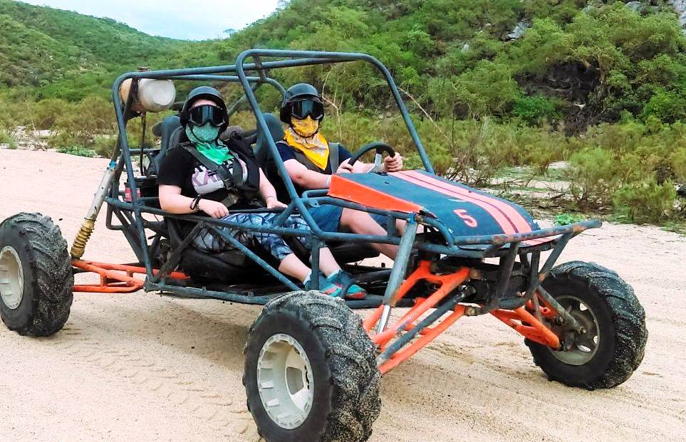 DOBLE RIDER BUGGY - $240 usd