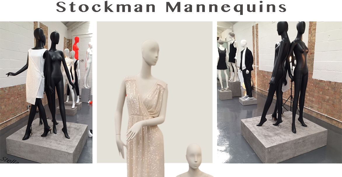 STOCKMAN MANNEQUINS