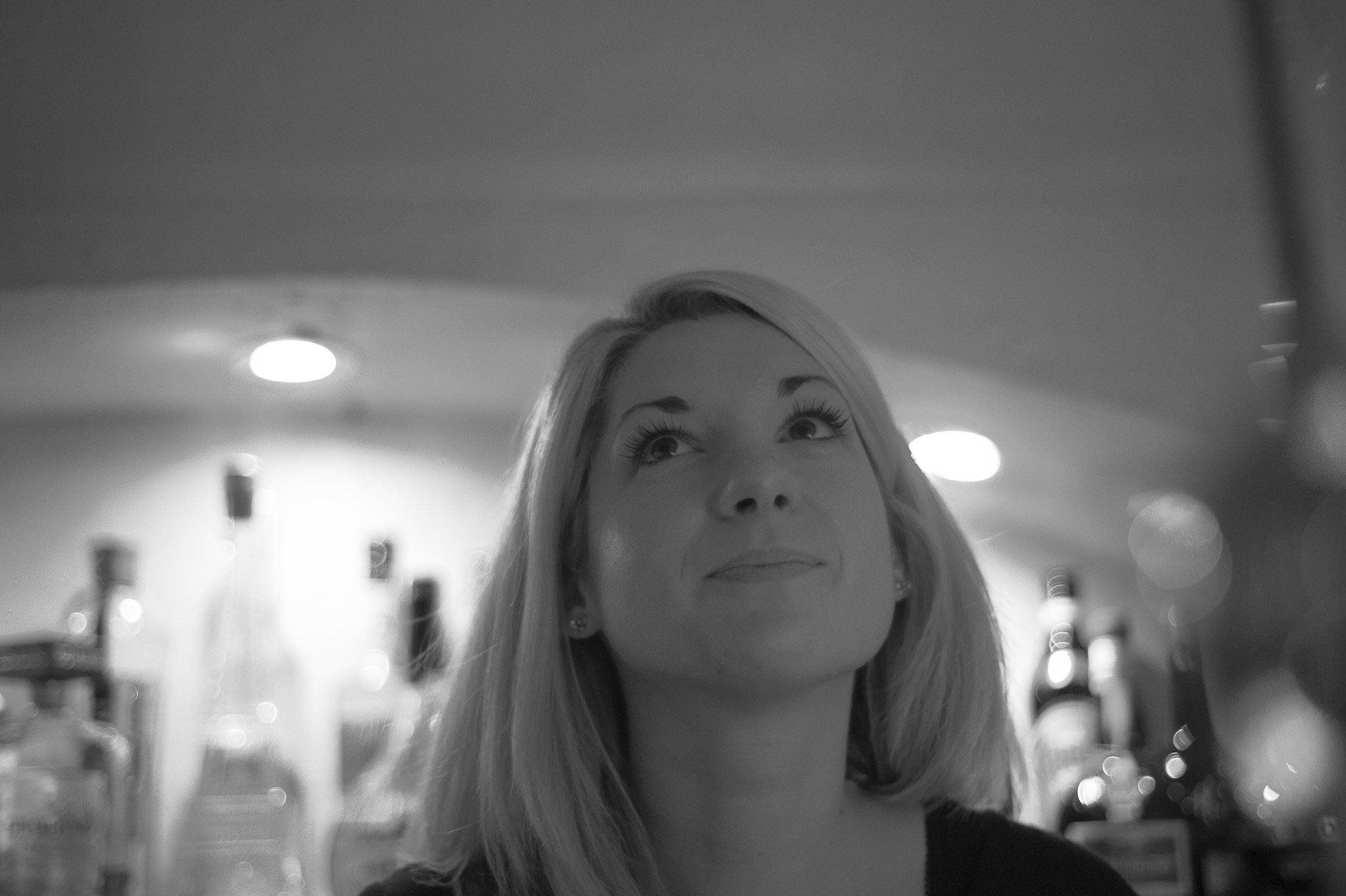 Hostess Extraordinaire - Freyja Penaluna