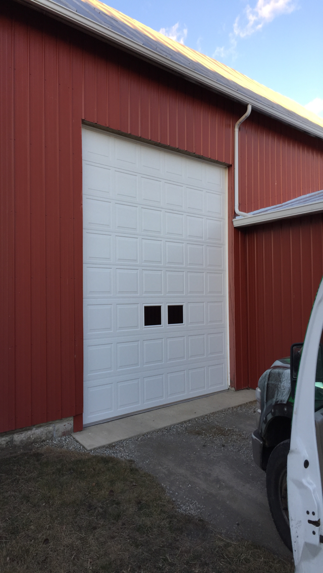 One of the most common door systems on the market is the commercial overhead sectional doors. You can achieve the same look on your barn as you have on your house to have your entire property feel in sync.