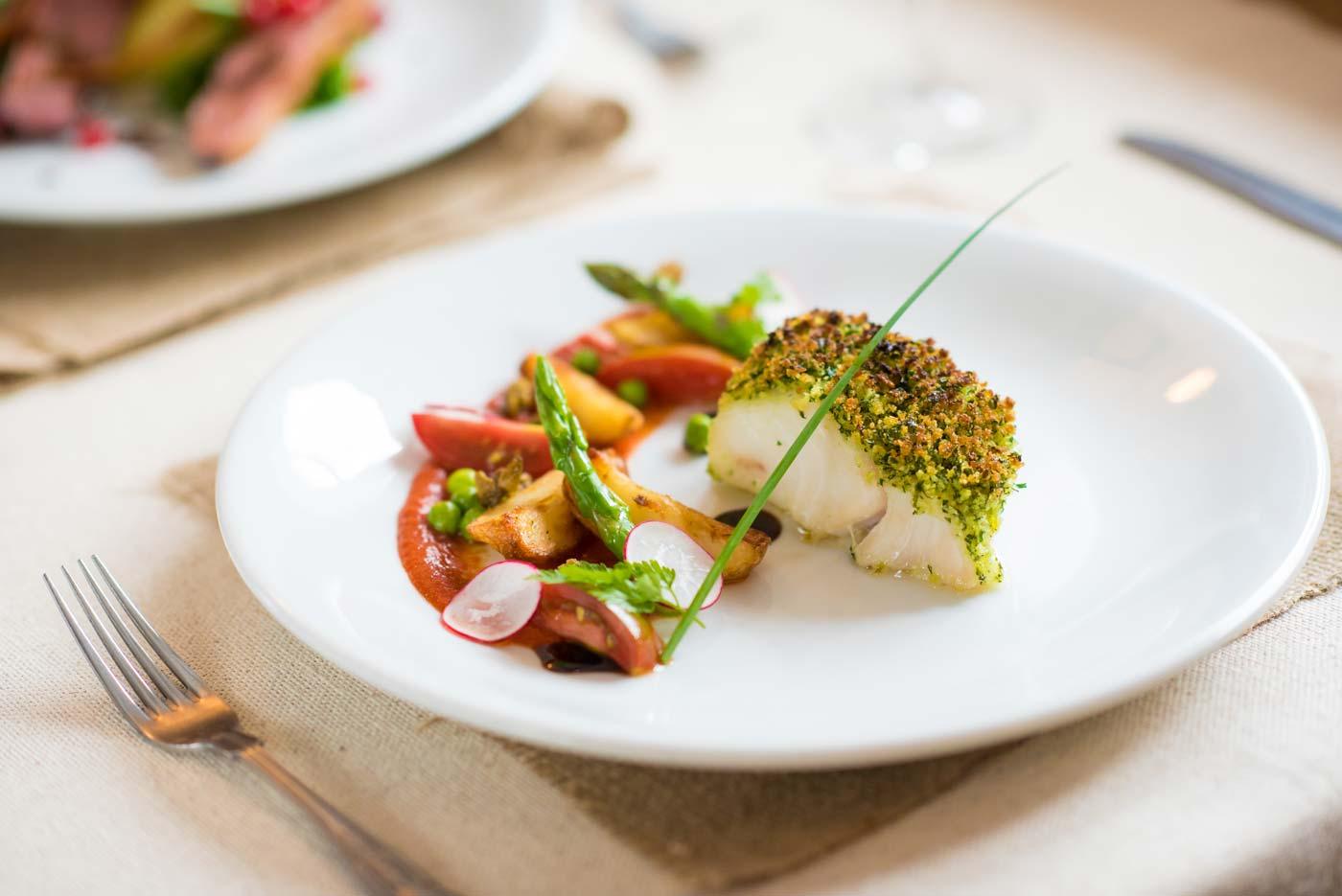 Croyde Seafood - The Manor House Inn