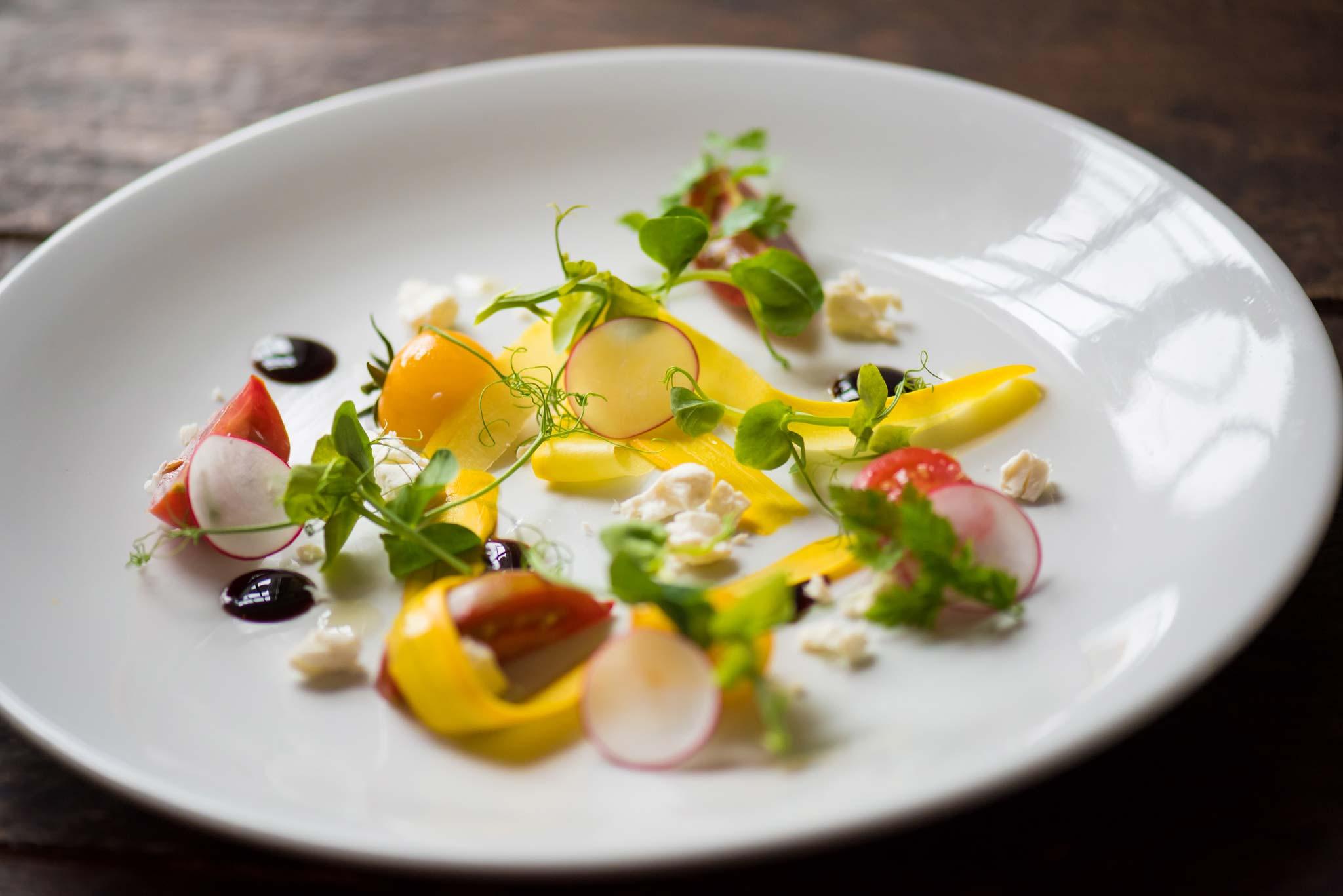 The Manor House Inn Croyde Vegetarian