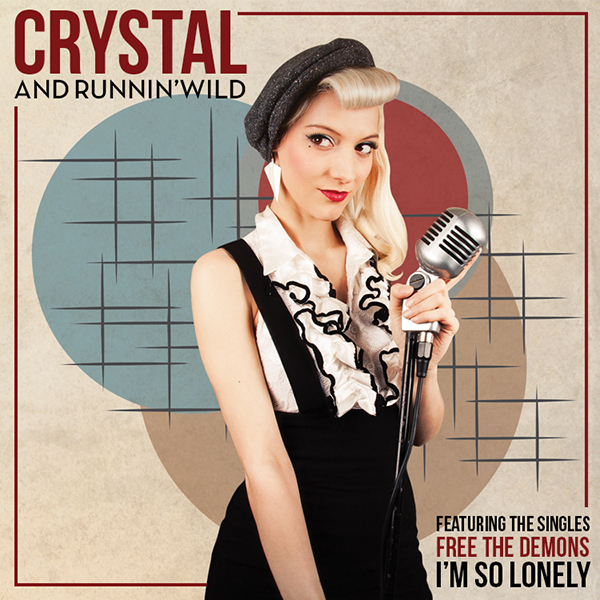 "<p><strong>CRYSTAL & RUNNIN' WILD</strong>CD-EP ""Crystal & Runnin' Wild""<br> Backline - No. 007<a>2013</a></p>"