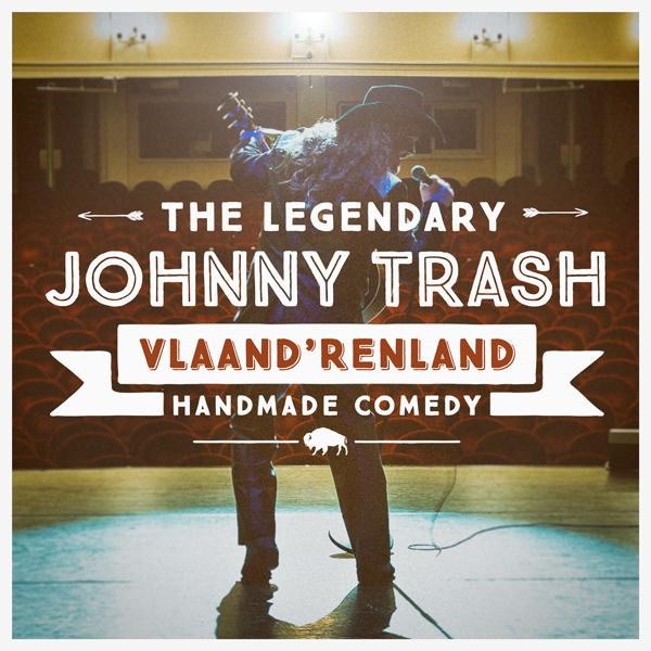 "<p><strong>THE LEGENDARY JOHNNY TRASH</strong>e-Single ""Vlaand'renland""<br> Mottow Soundz - Mowcat No. 1522<a>2016</a></p>"