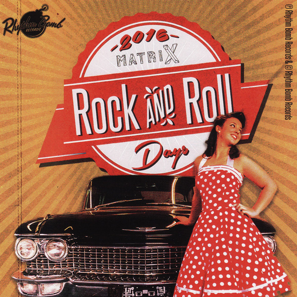 """<p><strong>CD """"Rock and Roll Days""""</strong> Rhythm Bomb - RBR5 0000 <br> <b>Crystal & Runnin Wild</b>  <i>""""What A Way To Die""""<br> """"I Don't Know""""</i><br> en 2 meer<br> <a>2016</a></p>"""