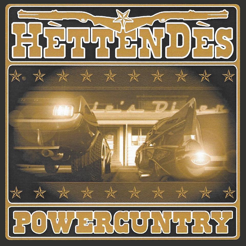 """<p><strong>HèTTEN DèS</strong> Demo CD """"PowerCuntry"""" <br> <a>2003</a></p>"""