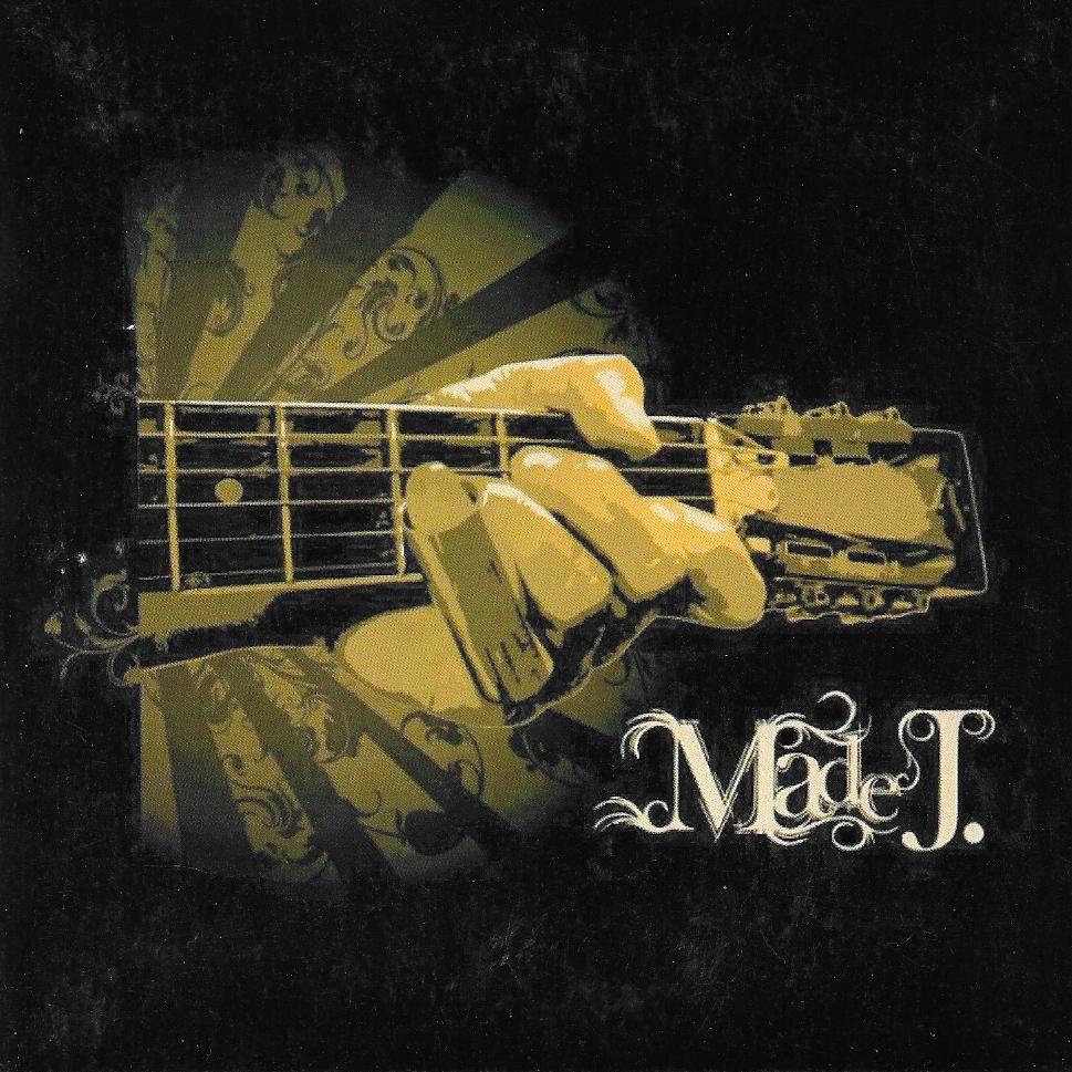 "<p><strong>MADé J</strong> Demo CD ""Madé J"" <br> <a>2008</a></p>"