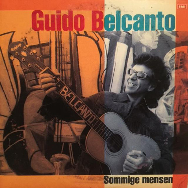 """<p><strong>GUIDO BELCANTO</strong> CD Single """"Sommige Mensen""""<br> EMI 7243 8882802 4 <br> drums op """"Sommige Mensen""""<br>scratch-o-caster op """"It 's Alright Mama""""<br> <a>2000</a></p>"""