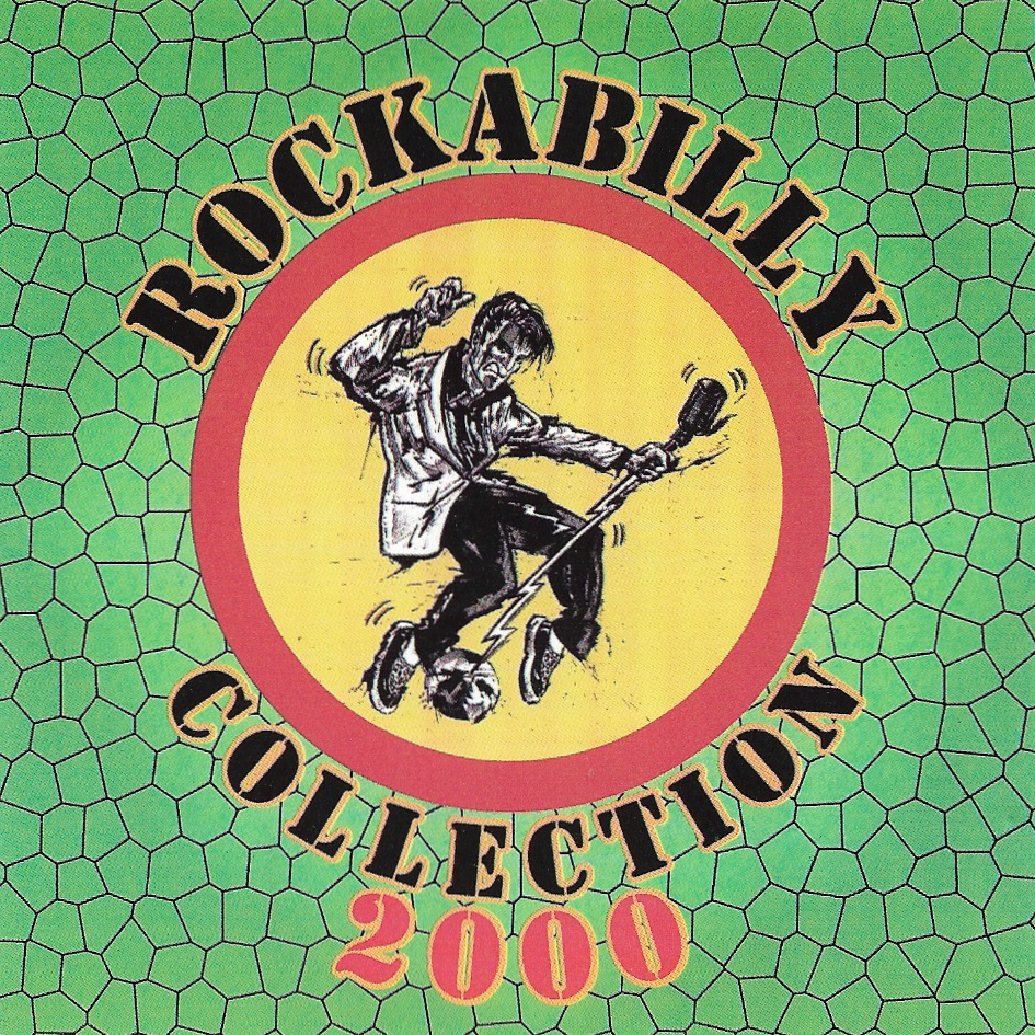 """<p><strong>CD """"Rockabilly Collection 2000""""</strong> Jack Master Co. - J-208<br><b>Sin Alley</b> """"<i>Four O'Clock Baby</i>""""<br> <a>2000</a></p>"""