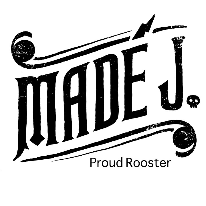 """<p><strong>MADé J</strong> e-Single """"Proud Rooster""""<br> Mottow Soundz - T4A 0902<br> drums op """"Proud Rooster""""<br> <a>2013</a></p>"""