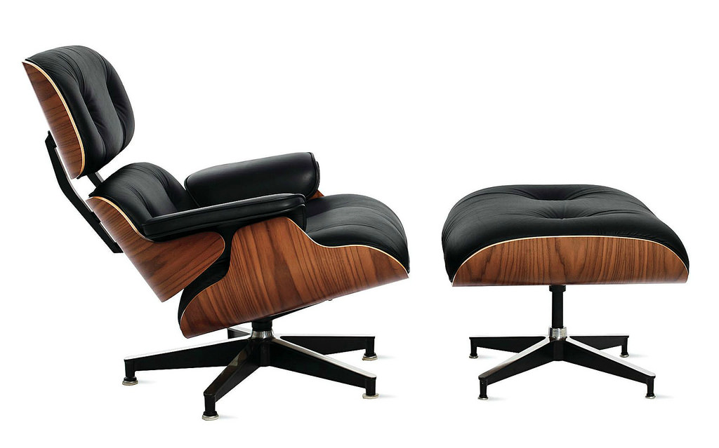 The Iconic Eames Chair
