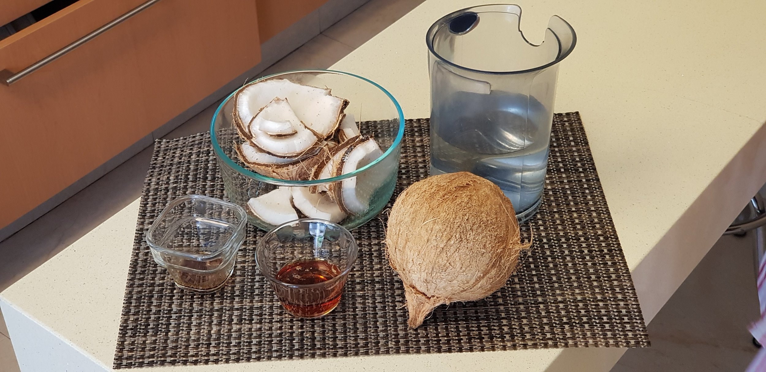 Lechada de coco