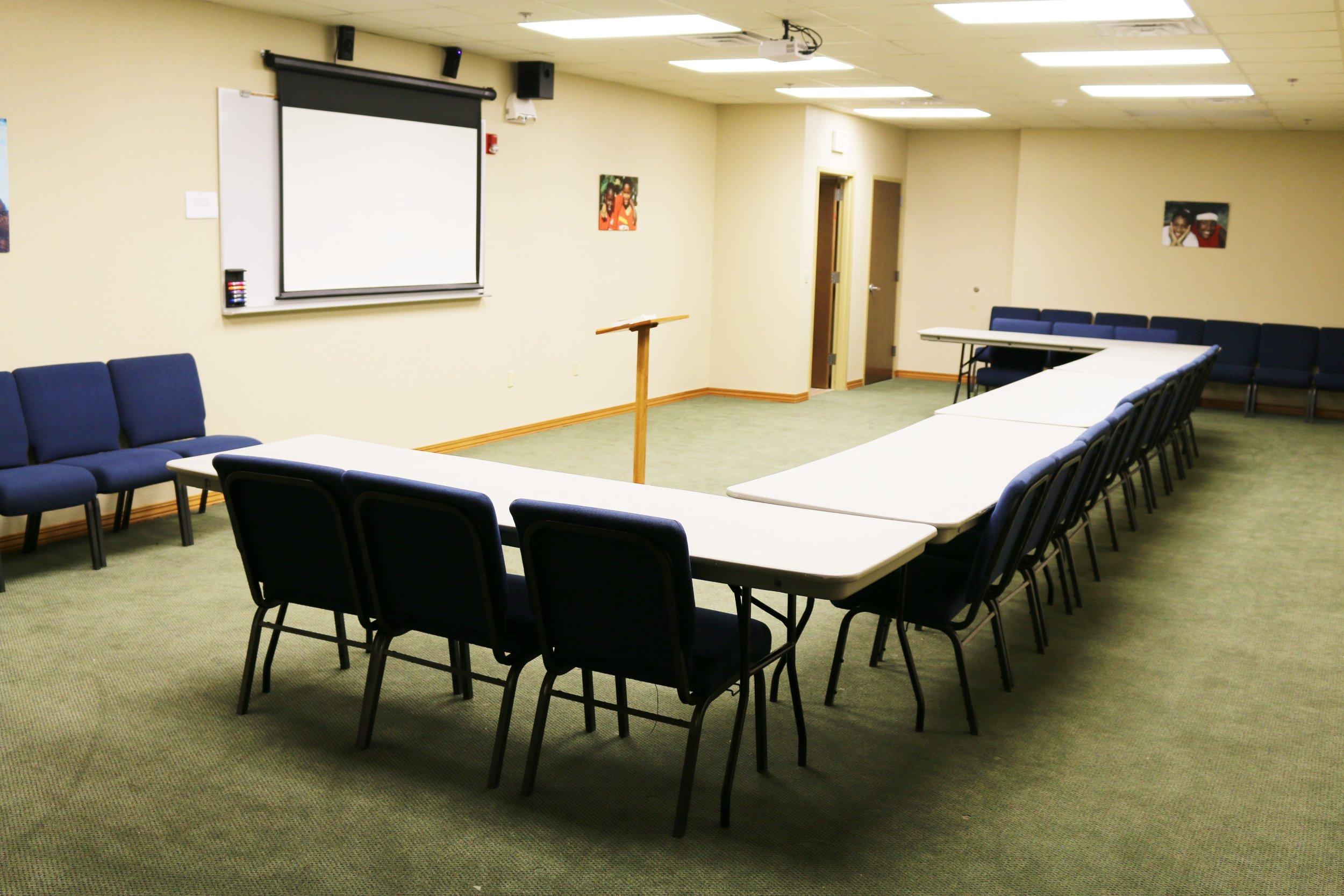 PSM Training Room