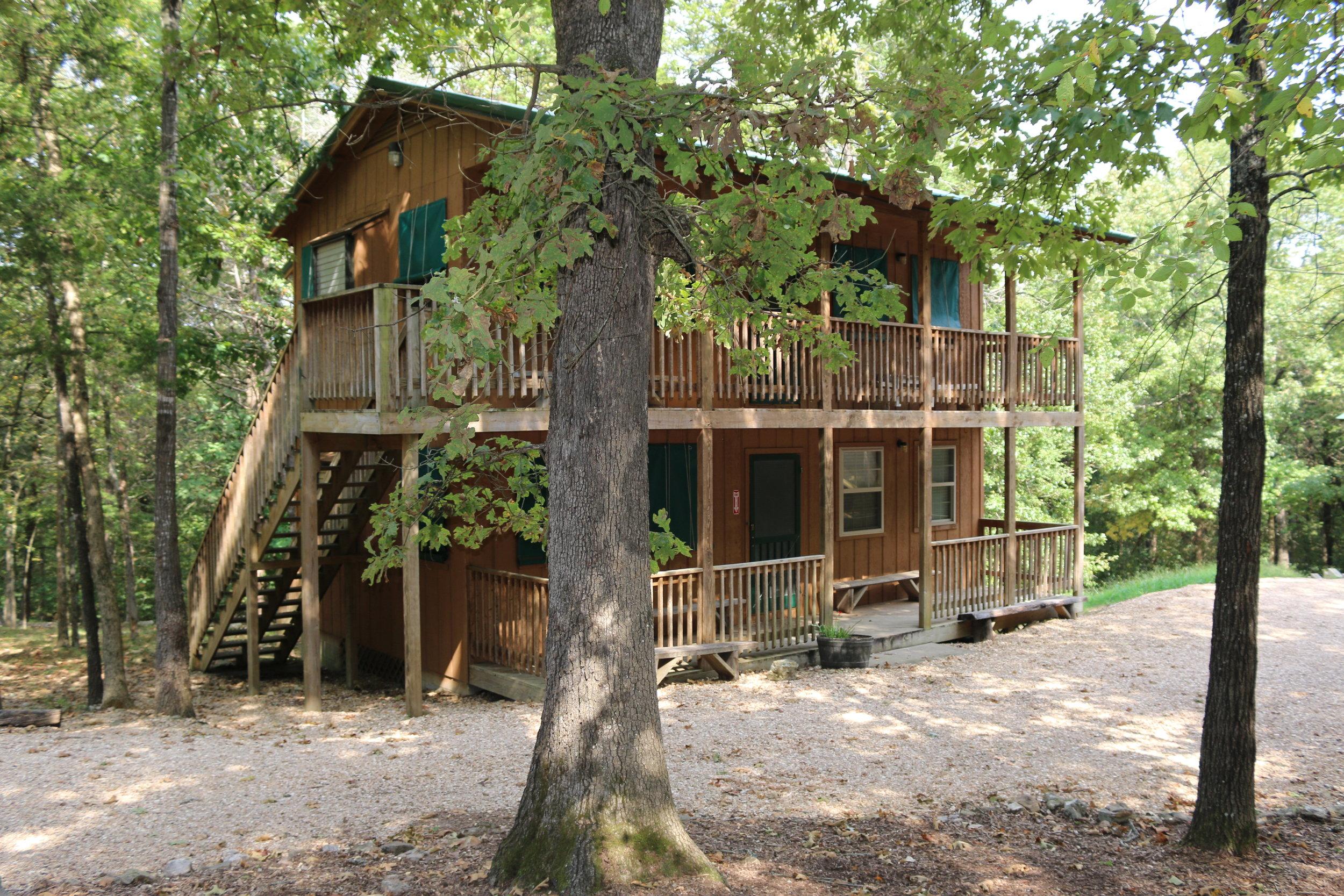 Higher Ground Cabin