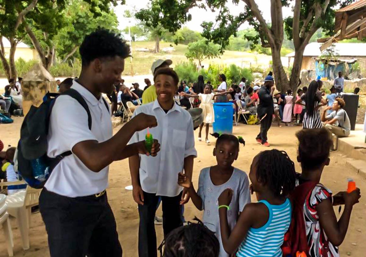 Year 3 Haiti Training Trip