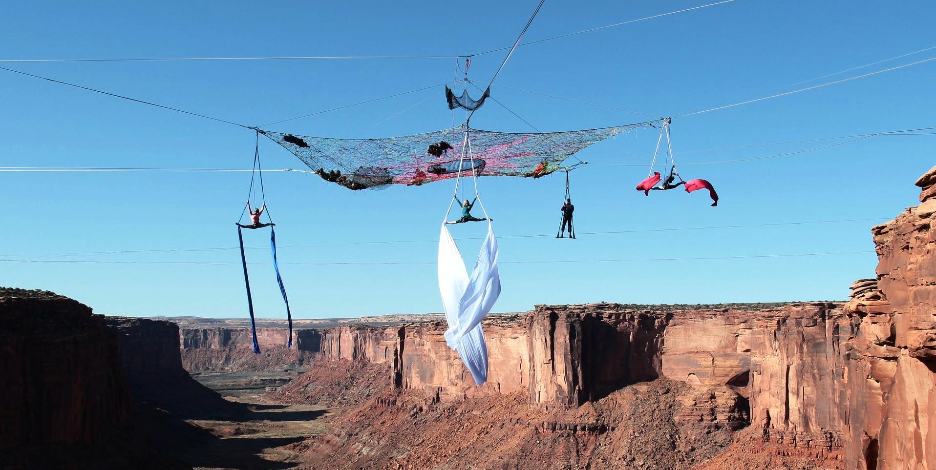 Moab Aerial Silks 2016