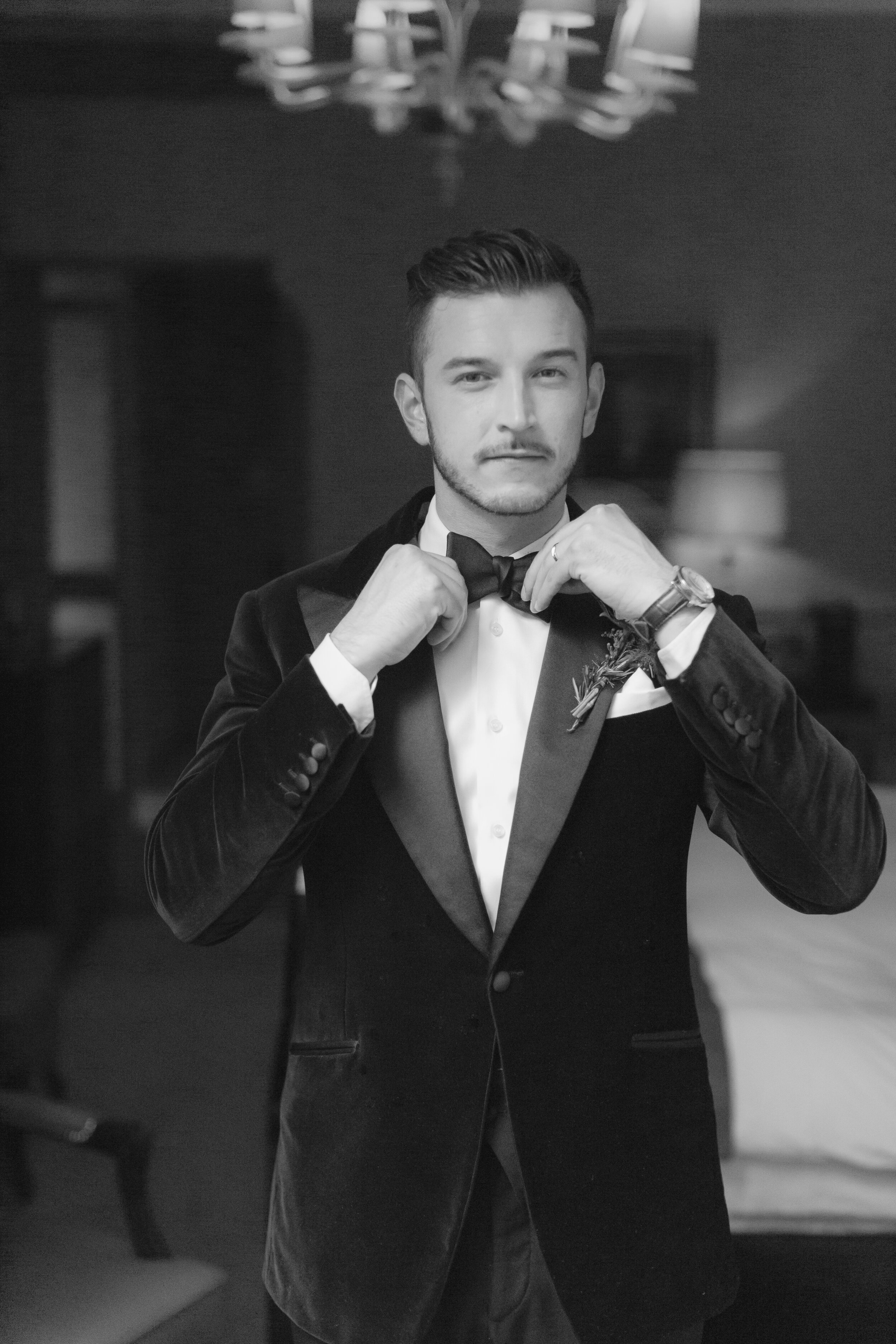 Luca Santoria Trenti - Intimate Wedding_St James and Club Hotel_Mayfair_London_Joana Senkute Photography