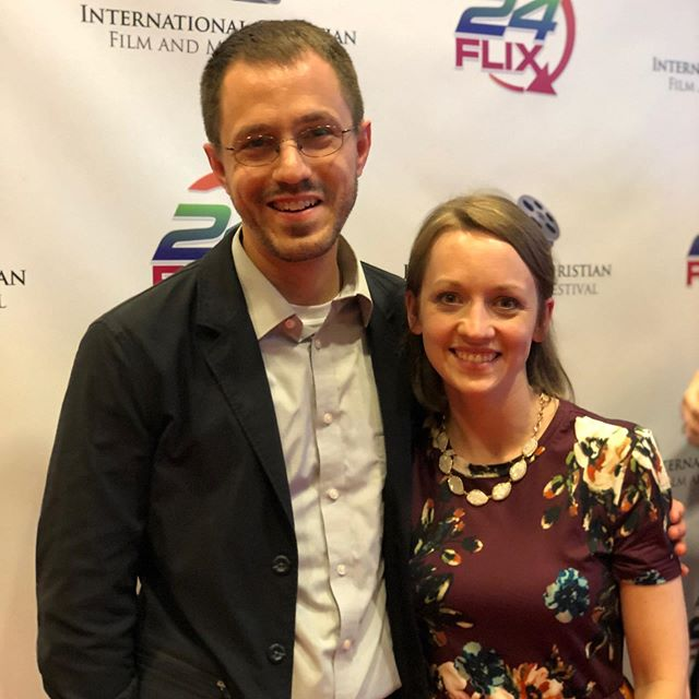 "Had an exciting time at this year's International Christian Film and Music Festival by @24flix ! So thankful to have been able to share the experience with @karendehut and some of the @appianmedia team! ""Searching for a King"" was nominated for Best Documentary and Most Inspirational Documentary. No wins this year, but you can watch the whole series right from our website for FREE! . . . . #appianmedia #amsearchingforaking #documentary #filmfestival #filmfestivals #nominated #awards #film #video #media #israel #travel #travelphotography #orlando #christian"