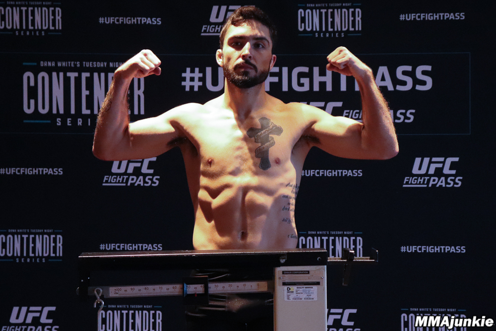 Matt Sayles - Matt Sayles is an American Mixed Martial Artist fighting in the Featherweight (145lb) division of the Ultimate Fighting Championship (UFC). Matt earned his UFC contract after winning in a dominant fashion on Dana White's Tuesday Night Contenders Series.🔗Facebook | Instagram