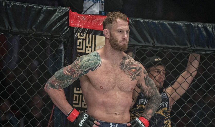 Chad Hanekom - Chad Hanekom is a South African Mixed Martial Artist fighting in the Middleweight division.🔗Facebook | Instagram