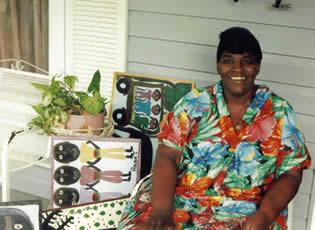 Leslie Lovell, Savannah GA