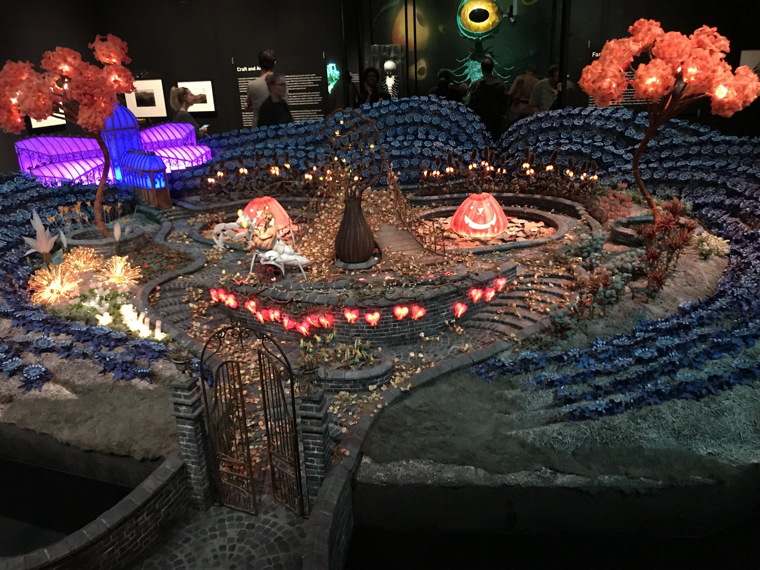 Coraline's Garden Set