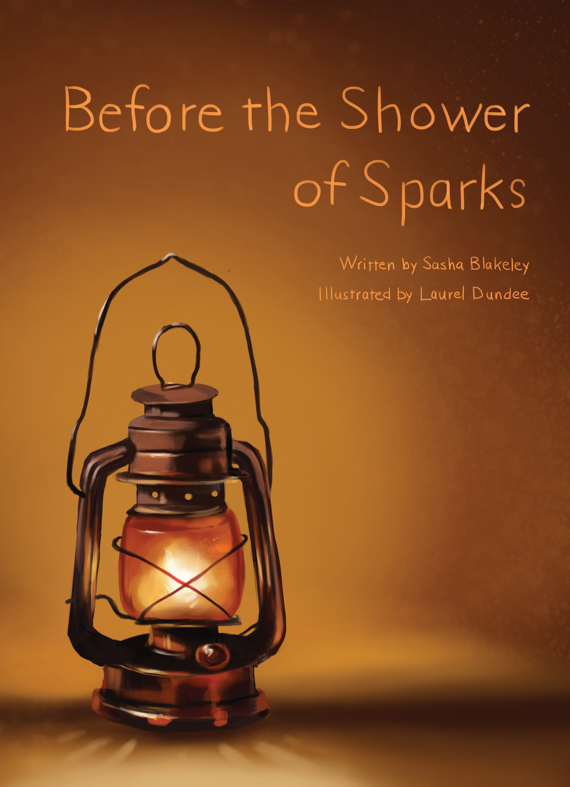 Before the Shower of Sparks