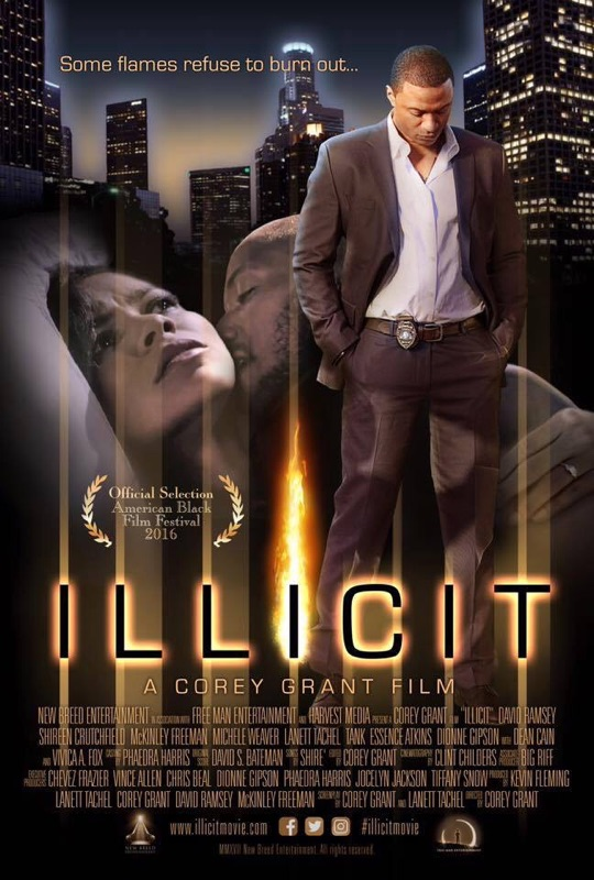 """Illicit"" premieres at ABFF 2016"